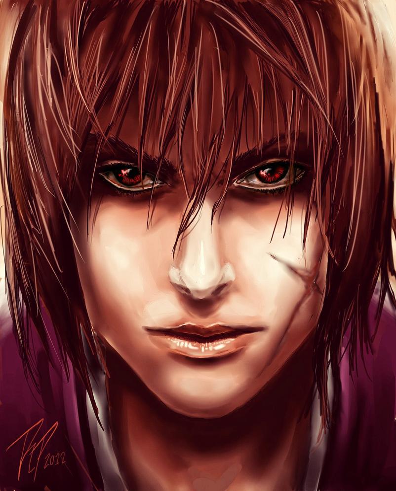 Himura Kenshin By Reiup On DeviantArt