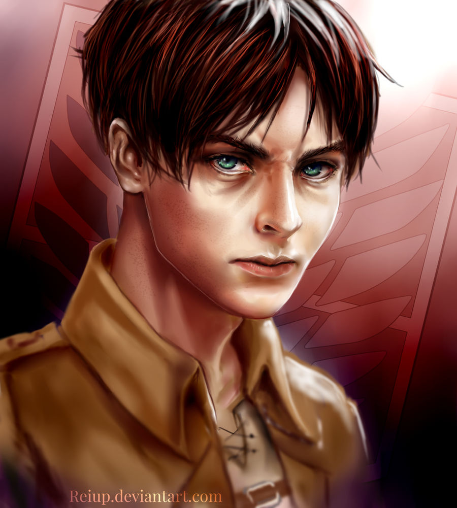 Eren Yaeger By Reiup On Deviantart