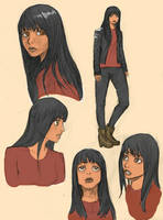 Miyo Rough Concepts by Reiup