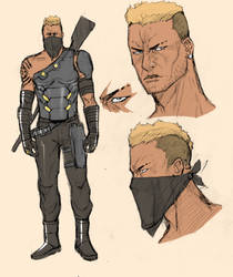 Norio Rough Concepts by Reiup