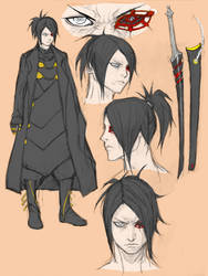 Rin Rough Concepts by Reiup
