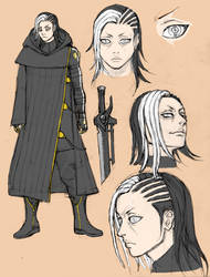 Jiro Rough Concepts by Reiup