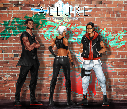Allure Poster by Reiup