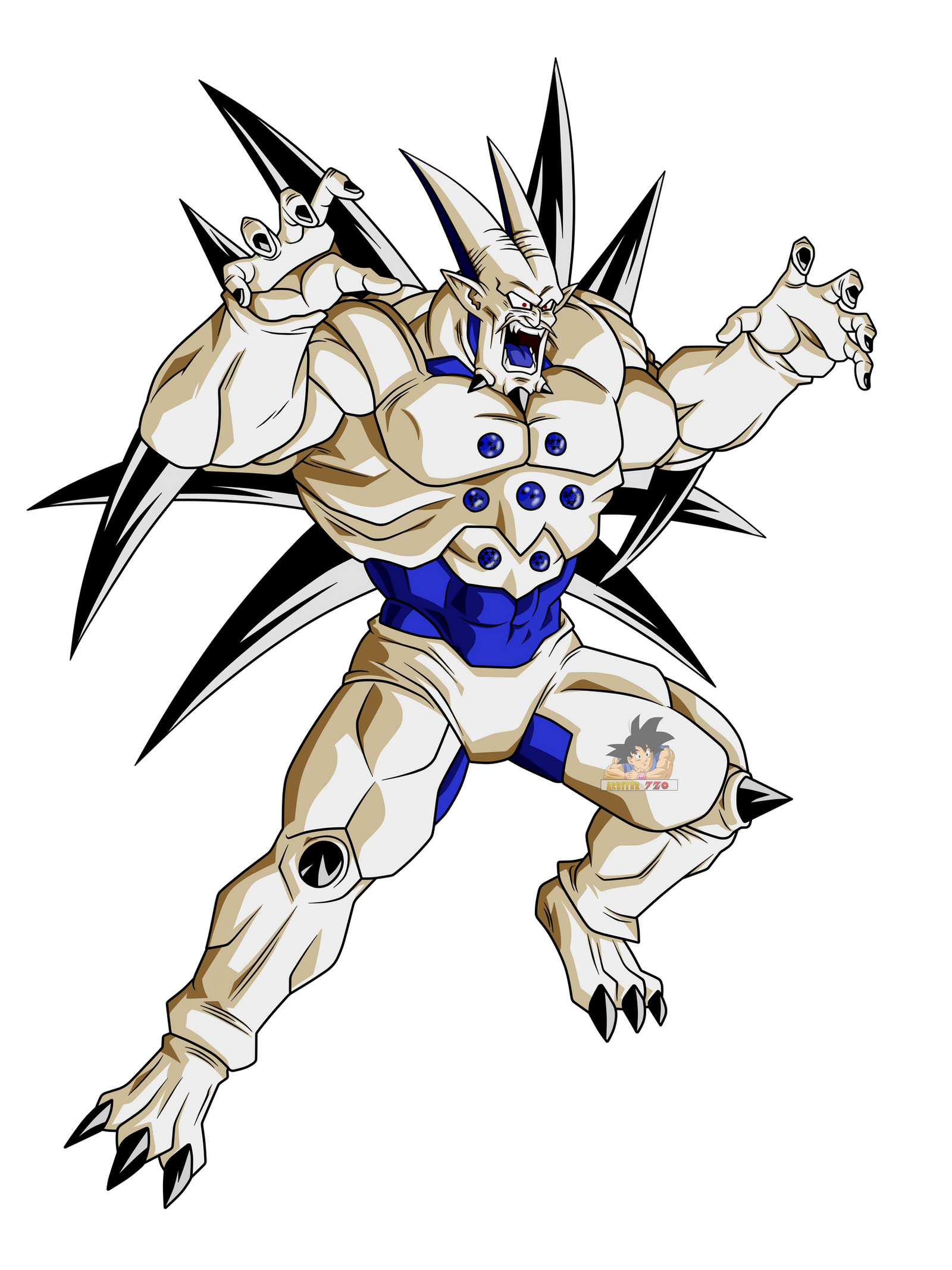 Omega Shenron By Arbiter720 On Deviantart This is a fanpage for the strongest villain in the dragonball series yi xing long better known as omega shenron. omega shenron by arbiter720 on deviantart