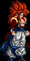Gogeta Super Saiyajin 4