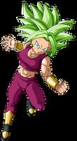 Kefla Super Saiyajin by arbiter720