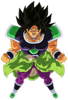 Broly by arbiter720