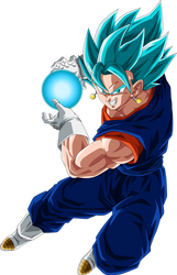 Vegetto Super Saiyajin Blue by arbiter720