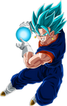 Vegetto Super Saiyajin Blue