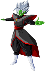 Merged Zamasu [God's True Power]