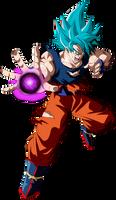 Goku Super Saiyajin Blue [HakKai]