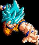 Goku Super Saiyajin Blue