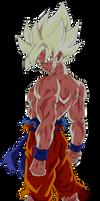 Goku Super Saiyajin [Namek]