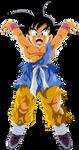Goku by arbiter720