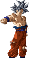Goku [Ultra Instinct]