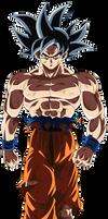Goku [Ultra Instinct Sign]