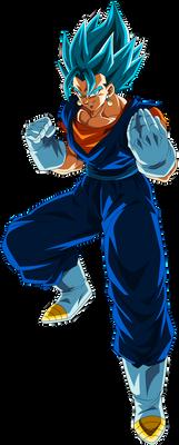 Vegetto Super Saiyajin Blue [v2]