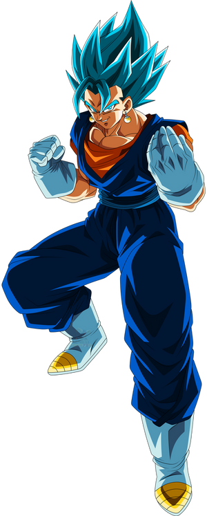 Vegetto Super Saiyajin Blue [v2]