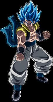Gogeta Super Saiyajin Blue [v2]