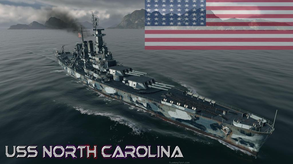 North Carolina-class battleship