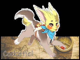 [Memory Keepers] FTO raffle - Cockatiel (CLOSED) by shiroganeRyo
