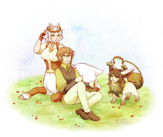 [Memory Keepers] A moment of peace