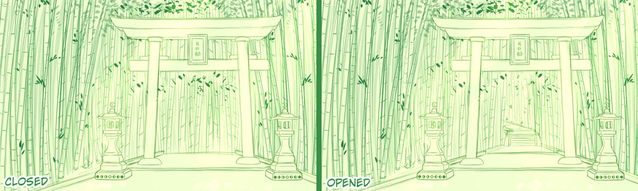 [Memory Keepers] Bamboo Grove concept