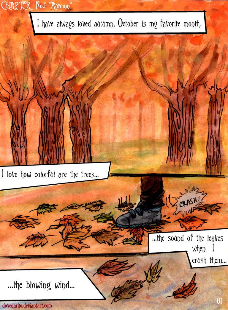 Chapter 1 'Autumn' 1/2 by DoveDarko