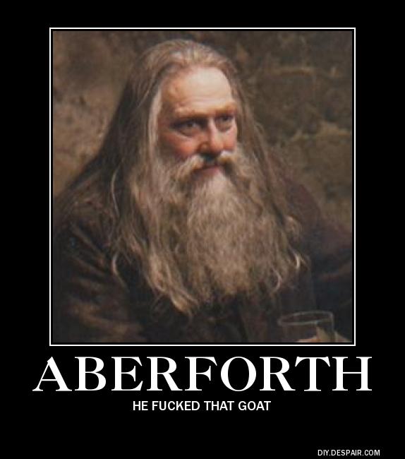 Dumbledore gay aberforth cabras