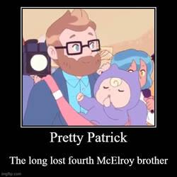 Pretty Patrick