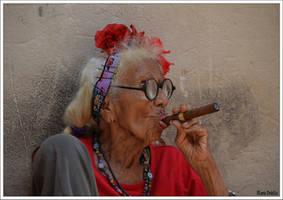 The cohiba smoker by KlaraDrielle