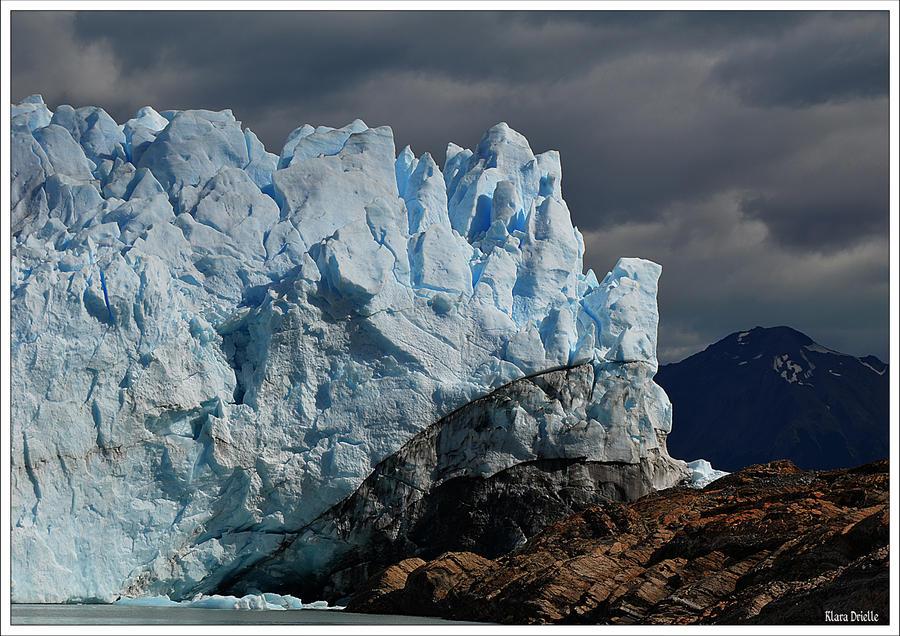 Perito Moreno Glacier by KlaraDrielle
