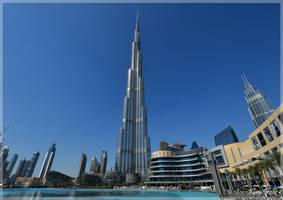 Burj khalifa by KlaraDrielle