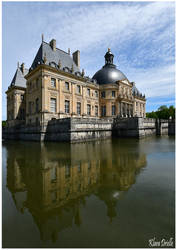 Chateau de Vaux le Vicomte by KlaraDrielle