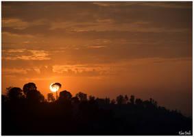 Soleil indien by KlaraDrielle