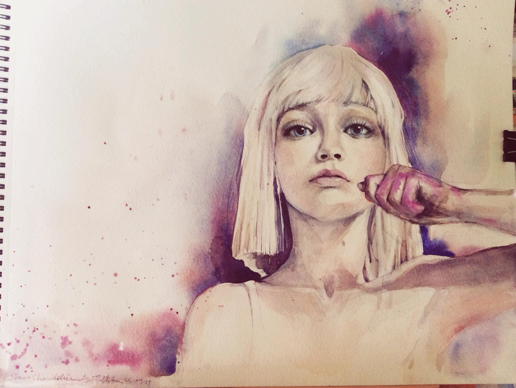 Chandelier : sia by Thitika