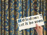 Windows 7 paper cut out 2