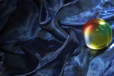 Start orb on Silk Cloth by AbhishekGhosh