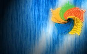 Twisted logo Abstarct by AbhishekGhosh