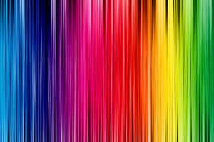 Color rainbow by AbhishekGhosh