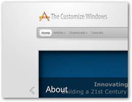 The Customize Windows by AbhishekGhosh
