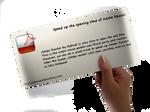 Speed up your Acrobat Reader