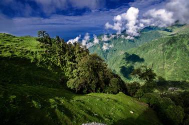 Shimla Again by AbhishekGhosh