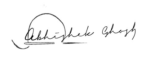 Signature of Artist Surgeon by AbhishekGhosh