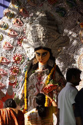 Durga Puja 2018 Peerless Nagar by AbhishekGhosh