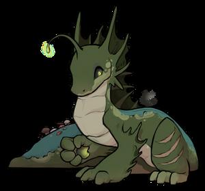 [G] Swamp Monster