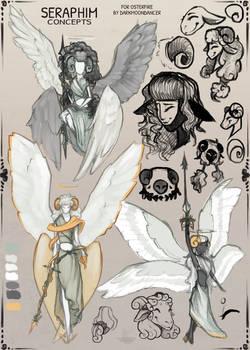 [CDConcepts] Seraphim Concepts