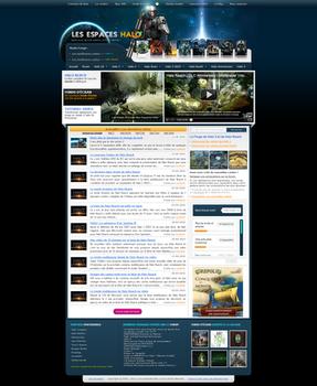 Les espaces Halo - v3