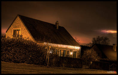 Photo HDR - House
