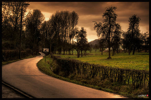 HDR campagne Saive
